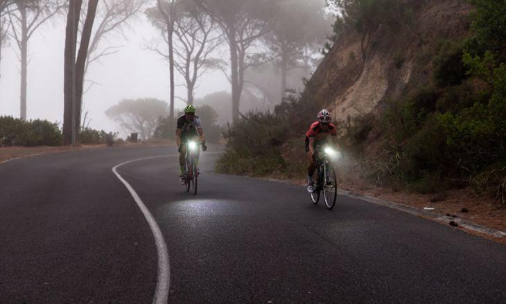 Polkupyörän valaisimet