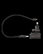 Verkkopistoke + USB -johto