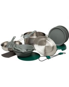 Adventure Base Camp Cook Set, Ruoanvalmistussetti