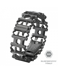 Tread Black Metric